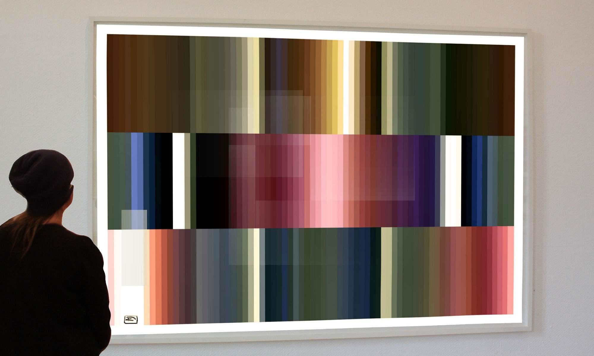 Digitale Kunstformate