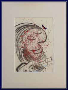 Pollok scannt Picasso
