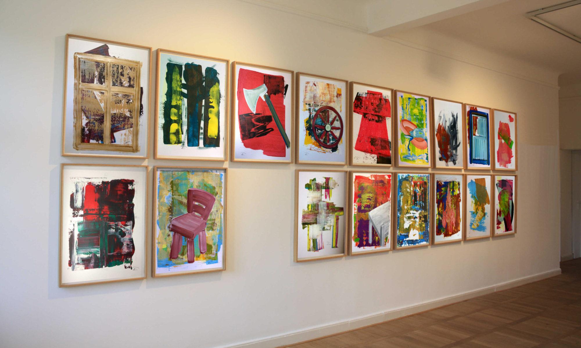 Herzlich willkommen auf der Webseite des Künstlers Klaus Räsch